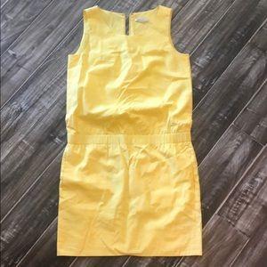 Yellow Vince dress, size 4